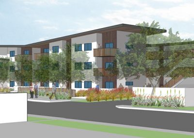 Rosewood Court Affordable Housing
